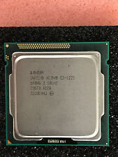 Intel Xeon E3-1225 SR00G 3.10GHZ 6MB 5GT/s LGA 1155/Socket H2 Quad-Core CPU