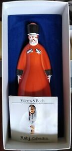 Villeroy & Boch Robj Collection Russian Man Figure n°3 Collection Bottle Rare
