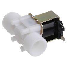 "3/4"" DC 12V PP N/C Electric Solenoid Valve Water Control Diverter Device"