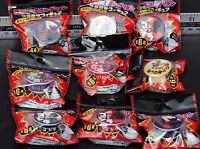 05 Godzilla vs Evangelion seven eleven limited Cup Noodle Lid Top Figure HTF JP