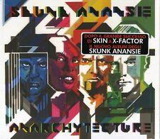 SKUNK ANANSIE ANARCHYTECTURE CD NUOVO SIGILLATO !!