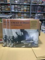 Uncle Tupelo LP No Depression Crystal Clear Vinyl 2020