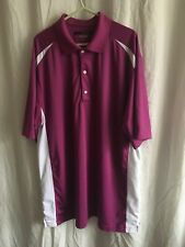 Greg Norman Golf Polo Shirt, Size XL