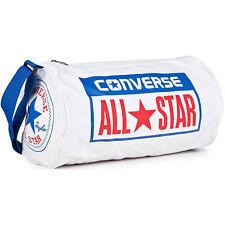 Converse All Star Duffle Bag Sporttasche Tasche Duffle Bag Fitness Sport weiß