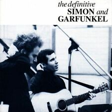 The definitive Simon And Garfunkel - CD 1991