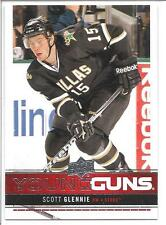 SCOTT GLENNIE 2012-13 Upper Deck YOUNG GUNS ROOKIE CARD RC #221