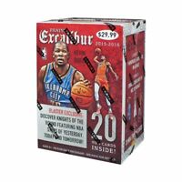 2015-16 Panini Excalibur Basketball Blaster 20-Box Case