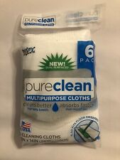 Pure Clean Multi-Purpose Cloths 6-ct Package
