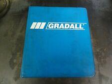 Gradall 534d 6 534d 6 Turbo Material Handler 9133 4006