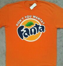 Fanta T Shirt_ Size XL_ New with tags