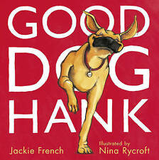Good Dog, Hank by Jackie French (Paperback) - NEW