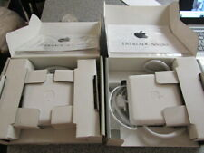 LOT OF 2 APPLE DVI TO ADC ADAPTER MODEL A1006 WITH AC POWER CORDS