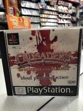 Crusaders of Might & Magic Ita PS1 PSX USATO GARANTITO
