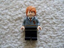 LEGO Harry Potter - Rare Ron Weasley Minifig - 4738 - Excellent