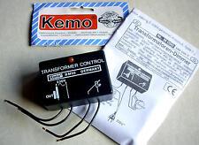 Transformatoren-Dimmer / Modul - Kemo-Electronic