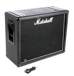 Marshall 1936 150-Watt 2x12 Extension Electric Straight Guitar Amplifier Cabinet