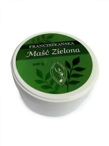 Green Ointment 100 g - Franciscan Herbs - Franciscan Monks