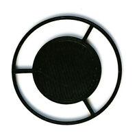 Dunkelfeldblende 25mm Mikroskop Zentralblende Ringblende Dunkelfeld Ring Blende