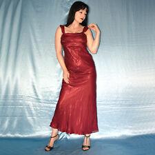 zart glänzendes Satin-Tüll COCKTAILKLEID* XS 34 Etuikleid* Abendkleid* Ballkleid