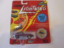 Johnny Lightning The Challengers Custom XKE Purple