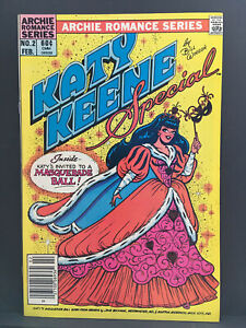 Katy Keene Special #2 (1984, Archie Comics), NM, Newsstand Edition