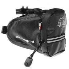 Venzo 600d Polyeste Waterproof Bike Bicycle Saddle Bag