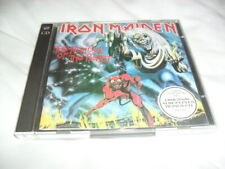 IRON MAIDEN -THE NUMBER OF THE- VERY HARD TO FIND ORIGINAL HOLLAND PRESS 2CD EMI