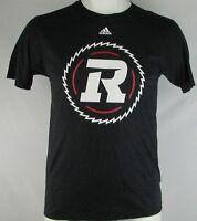 Ottawa Redblacks CFL Adidas Men's Black  #7 Trevor Harris T-Shirt