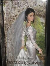 2011 TWILIGHT SAGA Breaking Dawn Part 1 BRIDE BELLA Barbie Doll T7653 NRFB