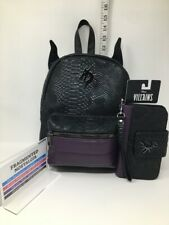 Disney Maleficent Mini Backpack And Wallet Set New! With Tags Sleeping Beauty
