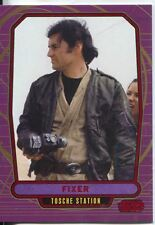 Star Wars Galactic Files Red Parallel #223 Fixer