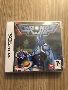 CHRONOS TWINS NINTENDO DS 3DS 2DS FRANÇAIS NEUF BLISTER NEW SEALED RARE
