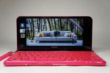 Sony Vaio P Pink (P11S1R) Z540 Processor!