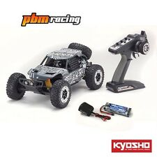 Kyosho AXXE EZ 2WD RC Readyset Off Road 2.4G Electric Buggy Grey - 34401T4B