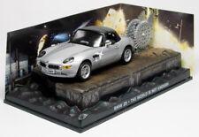 BMW Z8 1:43 JAMES BOND Car Model Die Cast Metal Models Miniature Classic