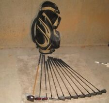Tour Precision 413 irons,Bang O Matic & Inspire drivers RH 13 pc golf club set
