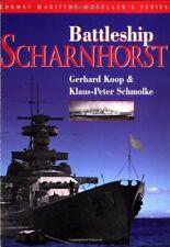 BATTLESHIP SCHARNHORST (Conway Maritime Mod... by Schmolke, Klaus-Pete Paperback