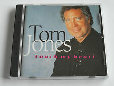 Tom Jones - Touch My Heart (CD Album) Used Good
