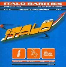 Italo 2000-Rarities Patrick Colby, Patty Ryan, Alexander Robotnic, va [CD DOPPIO]