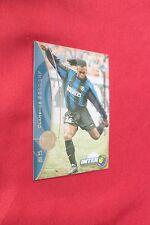 Figurina INTER CARDS 2000 DS n. 65 SEEDORF FIGURINA SPECIALE SENZA AUTOGRAFO