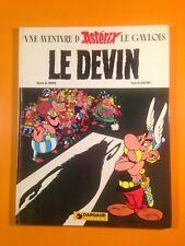 UDERZO/GOSCINNY : ASTERIX T19 : LE DEVIN!