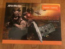 AVerMedia AVerTV HD DVR Game Capture Card C027 HDMI 1080i OBS Streaming