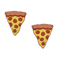 Pizza Tennis Dampener 2 Pack by Racket Expressions