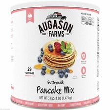 Augason Farms Buttermilk Pancake Mix Emergency Survival Food Storage Prepper EMP