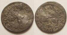 Pologne / Poland Jean Casimir Solidus 1662? Dernier !!