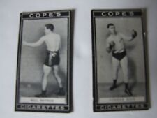 More details for cope bros. & co.ltd. ,1915, boxers ,1-25 , two cards , no's 6,15.