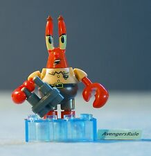 Spongebob Squarepants Movie Mega Bloks Series 2 Mr Krabs