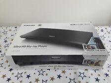 Samsung Ubd-k8500 4k Ultra HD 3d Lettore Blu-Ray. NUOVO ancora imballato-Seal ha rotto