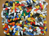 Lego 100 Roof Tiles Sloping / Angled brick - Multi Colours - 1x2 and 1x3 Size