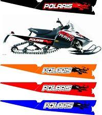 POLARIS IQ RMK SHIFT DRAGON 550 600 800 155 163 TUNNEL DECAL STICKER 3
